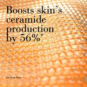 Boosts skin's ceramide production by 56% based on Ex Vivo Test