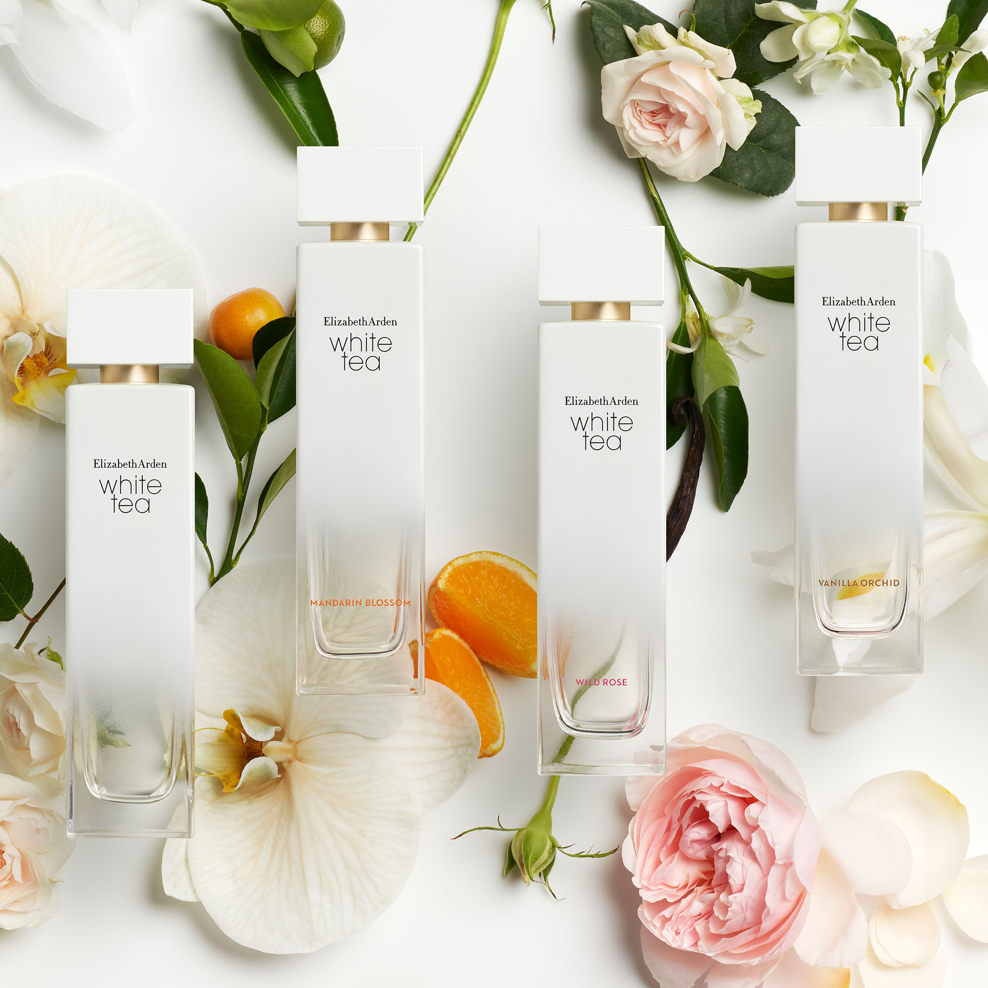 Elizabeth Arden White Tea Vanilla Orchid Eau De Toilette Spray, , large