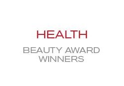 Health, Best of Beauty, 2018