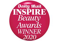 Inspire Beauty Awards Winner 2020